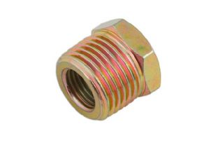 Connect 30968 Reducing Bush Air Line Connector 1/2 x 1/4 Pk 3